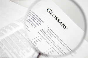 Freight Glossary Terms